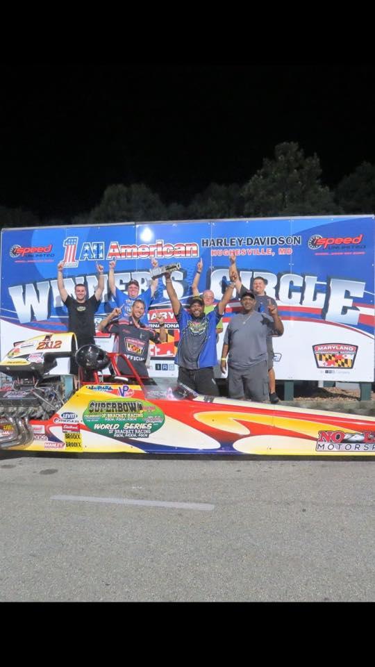 Wesley Washington Jr. Wins the First $5000 at MIR