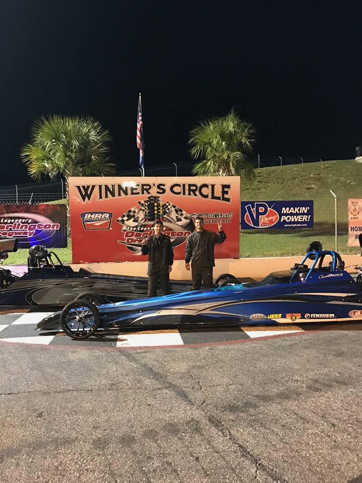Dobbins and Holloman Face Off in Final