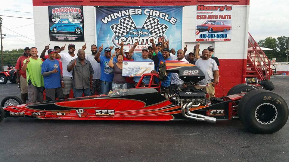 Wesley Washington Wins at Capitol Raceway