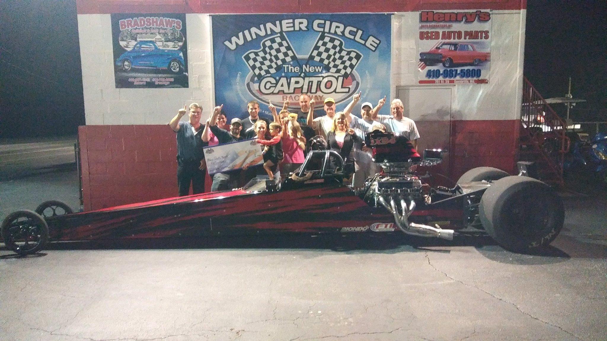 Scotty Bodmer Wins Capital Points Championship