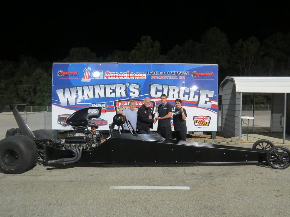 Bobby Spence Doubles Up at MIR