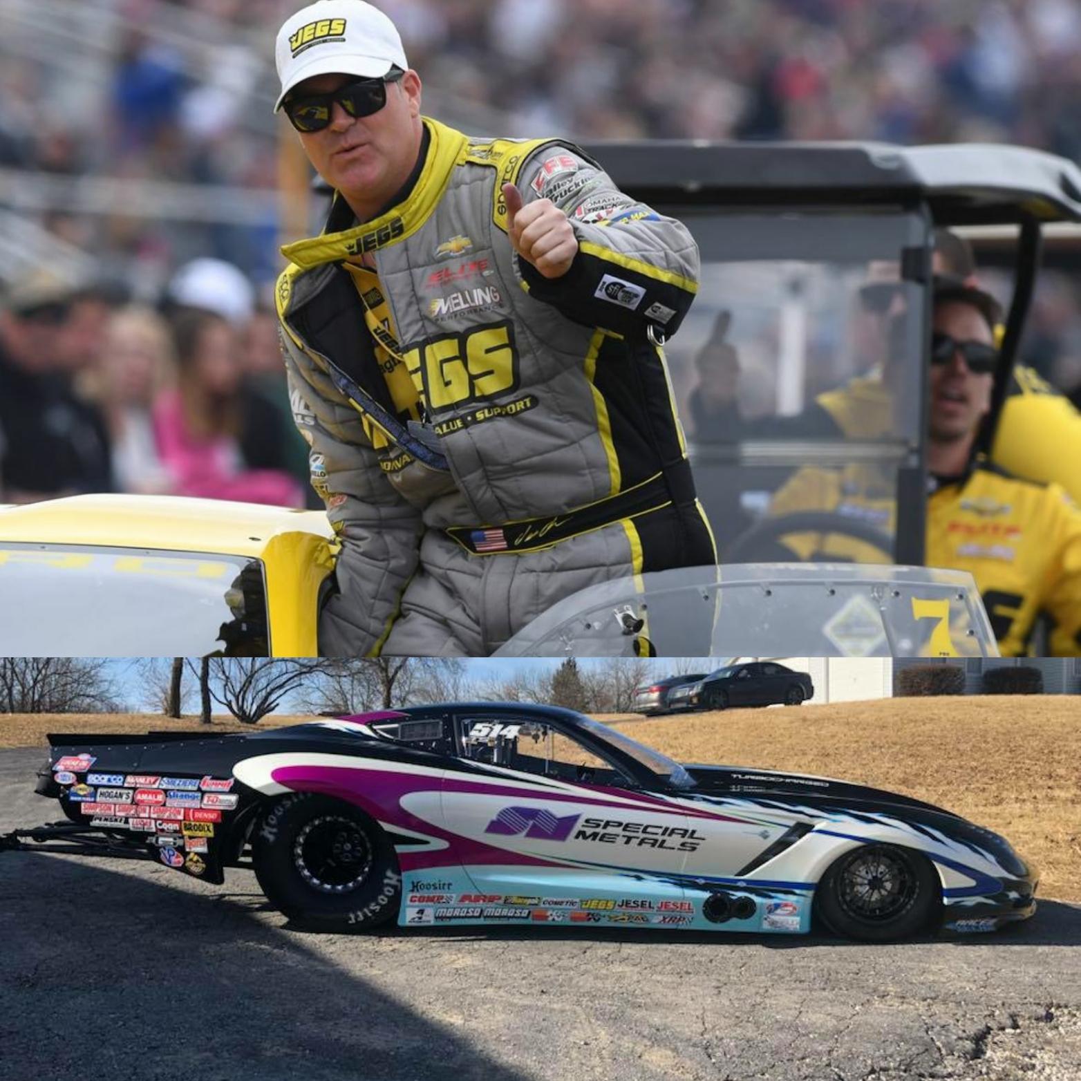 Jeg Coughlin Jr. Set to Drive Phil Unruh's  Twin Turbo C7