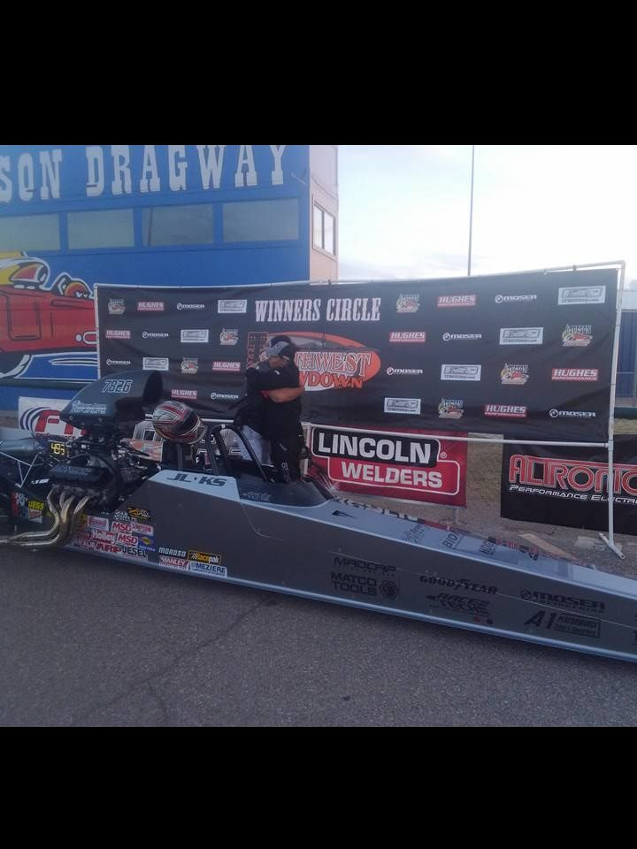 Biondo Wins Friday's Southwest Showdown in Tucson