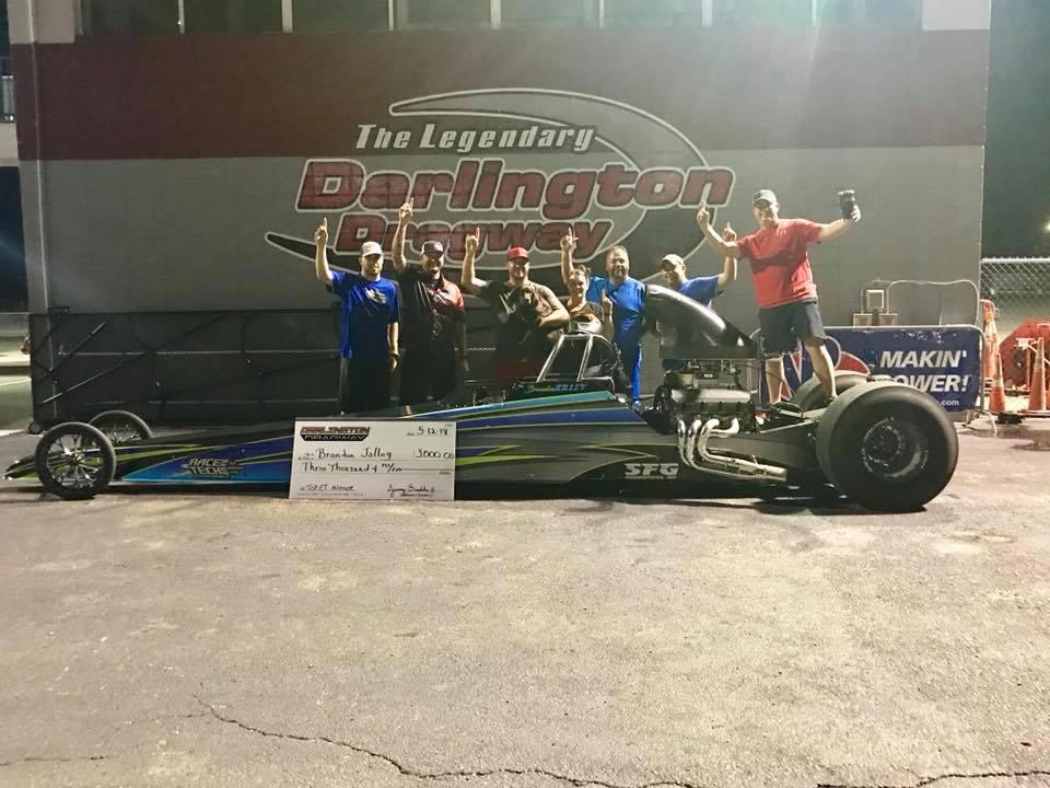 Brandon Jolley Picks Up a Win