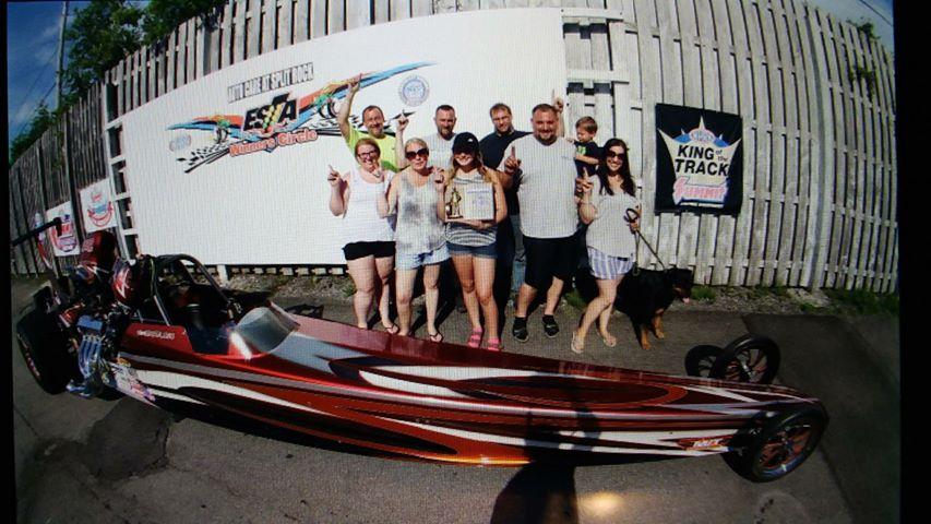 Vince Musolino grabs a win at ESTA Safety Park!