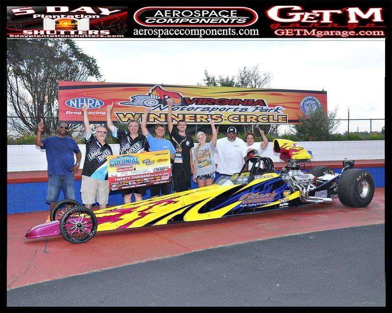T.G. Paschal closes out his weekend with 20K at VMP