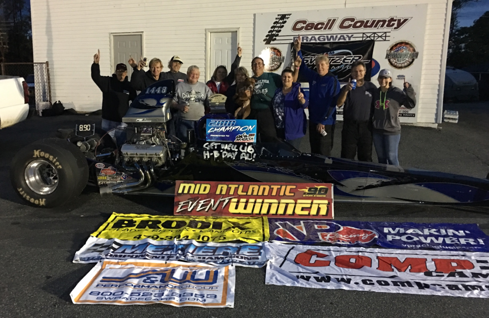 Don Bangs grabs another W at Cecil!!