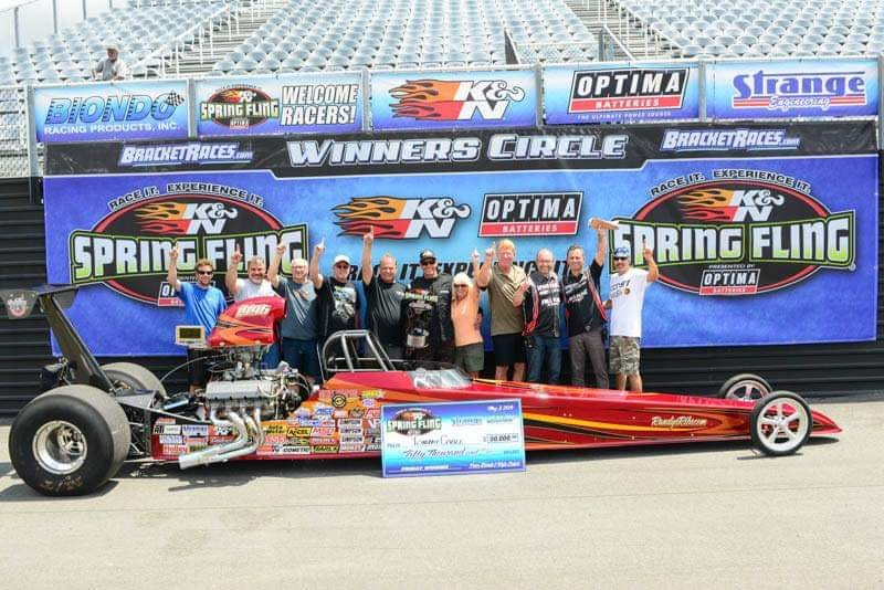 Tommy Cable wins big at the Spring Fling GALOT