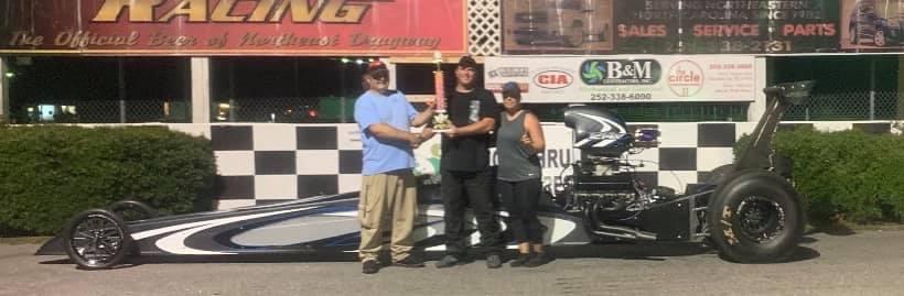 Jason Guthrie wins at Northeast Dragway