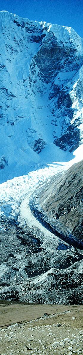 Lobuche Glacier & Moraines, Nepal