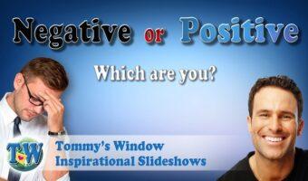 Negative or Positive