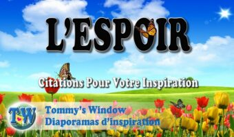 L'espoir Citations Pour Votre Inspiration