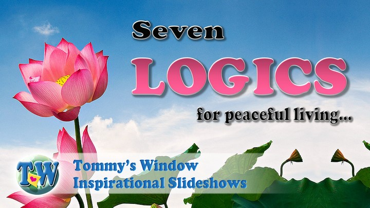Seven Logics for Peaceful Living