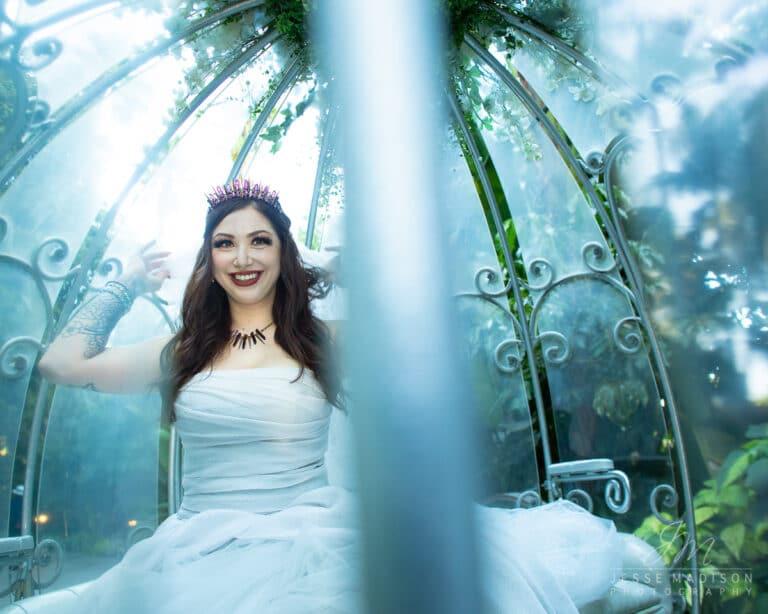 Disneyland Wedding Photographer