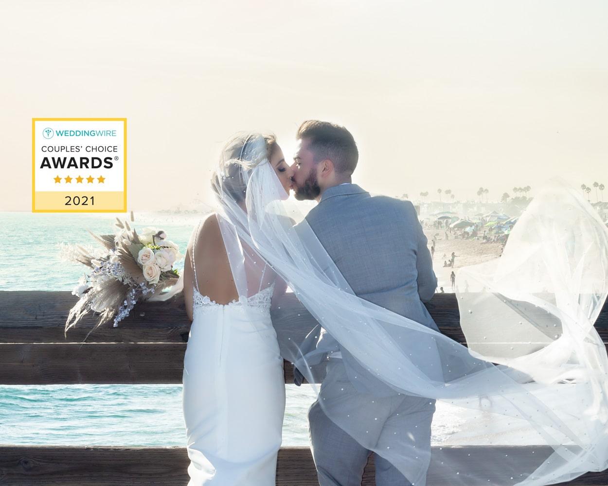 Award Winning Wedding Photographer in OC