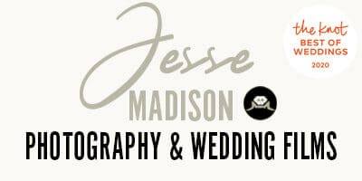Logo for Jesse Madison Photography and Wedding Films