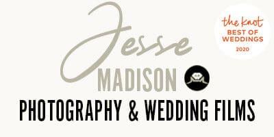 Logo for Jesse Madison Photography and Wedding Films