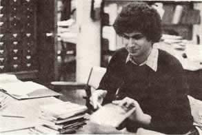 Carl Andrew Spicer, Jr. 1960-2011 Co-Founder, Ogre Magazine 1979-1989