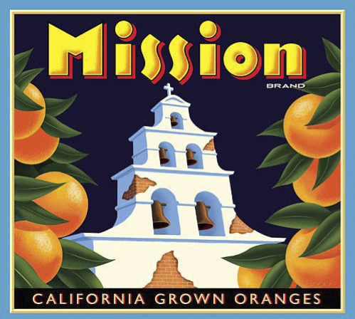 Mission Brand Oranges