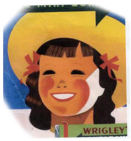 wrigleys girl