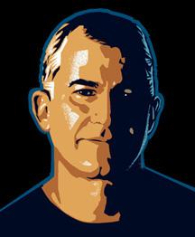 Steve Forney's portrait