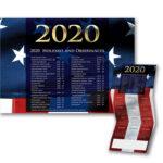 The Printers of Oklahoma Calendars