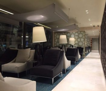 Qatar Air Lounge