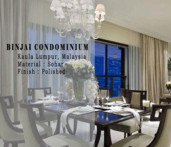 Binjai-Condominium