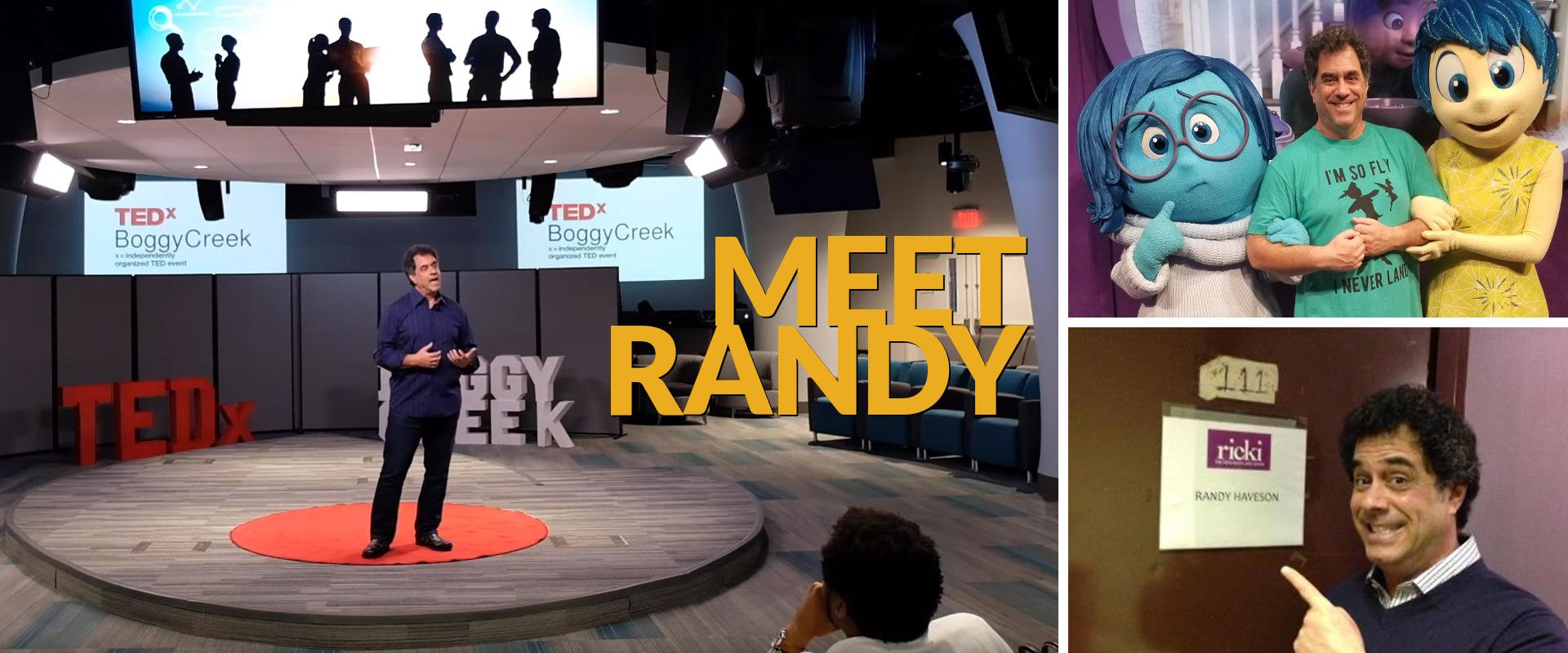 Meet Randy Haveson