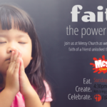 Nov 3. Messy Church & Bundles of Hope Diaper Distribution!
