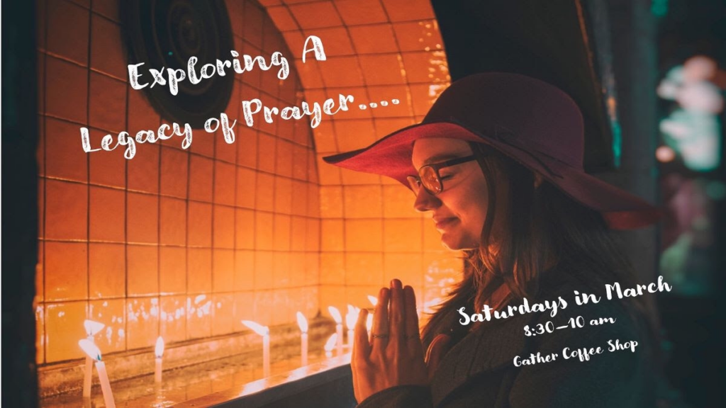 Exploring a legacy of prayer at Gather Coffee Shop Watertown SD.
