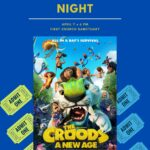 4.7.21 – First Youth Gather & Family Movie Night!!