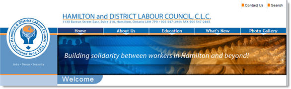 Hamilton District Labour Council