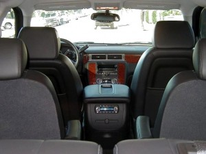 CT SUV Interior image