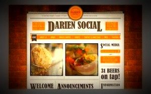Image of Darien Social newspaper