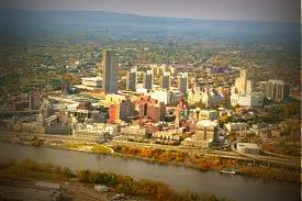 Image of an overview of Waterbury CT