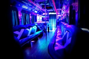 Image of CT Party Bus