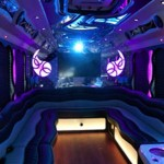 Image of Party Bus Seating