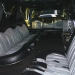 CT Ford Excursion Limo Interior photo