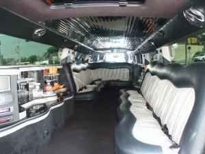 ct hummer limo picture