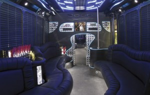 ct limo party bus photo