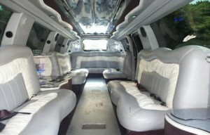 Escalade Limo in CT