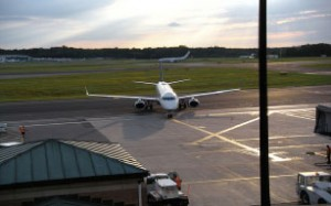 CT airport transportation to westchester county