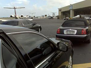 Reliable airport transportation services in CT photo