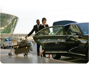 Transportation services to get your to the airport photo
