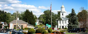 This is an image of East Longmeadow, MA. It's town government and history are unique to this area.