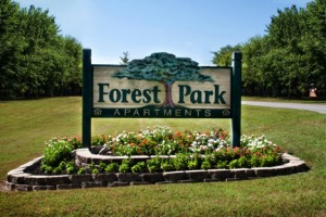 This is an image of Forest Park. One of the largest, urban parks in the U.S.