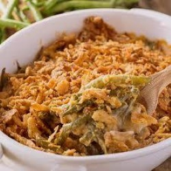 Thanksgiving Green Bean Cassarole