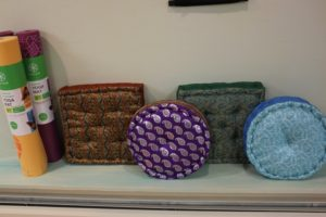 Cushions for sale at Heartspace