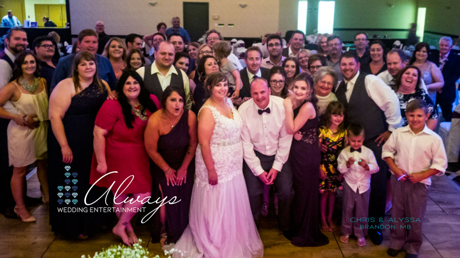 Wedding Photographers Love Working With Riley From Always Wedding Entertainment!